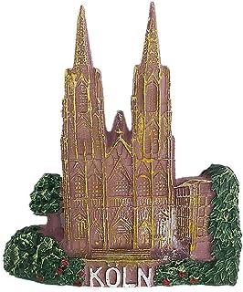 Kölner Dom Deutschland 3D Kühlschrankmagnet Tourist Souven