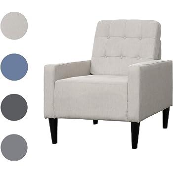 Gray Baxton Studio Brittany Club Chair