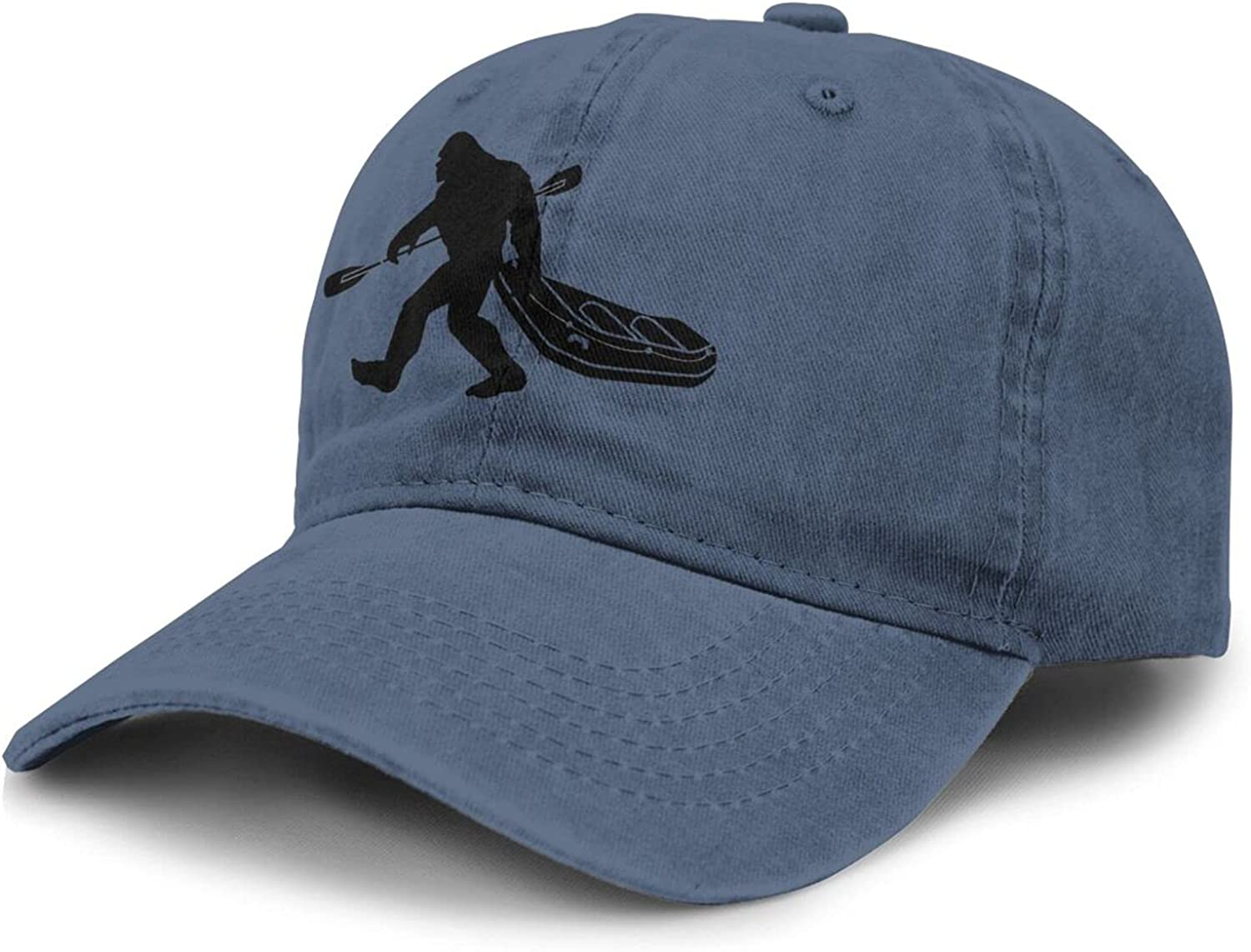 PARKNOTES Bigfoot Lumberjack Logger with Axe and Chainsaw Cheap and Durable Adult Cowboy Hat Unisex