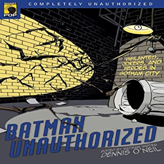 Batman Unauthorized cover art