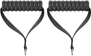 Roloiki フィットネスDIYプーリーケーブルマシンアタッチメントシステムアーム上腕二頭筋上腕三頭筋ブラスター手筋力トレーニングジムトレーニング機器カラビナスチールケーブルミュートスチールプーリー