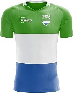 2020-2021 Sierra Leone Home Concept Football Shirt - Little Boys