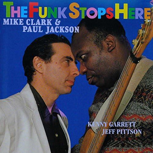Mike Clark & Paul Jackson