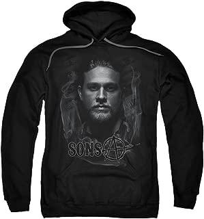 Men's Jax Hooded Sweatshirt Black