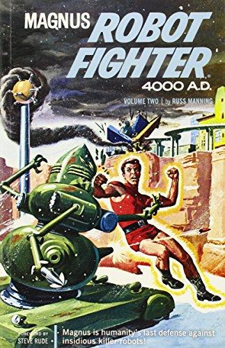Magnus, Robot Fighter Archives Volume 2 (Magnus Robot Fighter Volume 2)