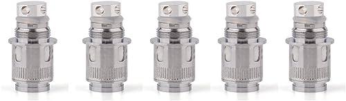 Kamry K1000 Plus Coils, ePipe remplacement Cores, E Accessoires pour cigarettes, Atomizer Changeable Coil Head, 0.5oh...