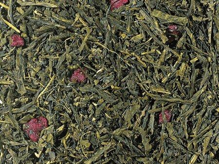 aromatisierter Grüner Tee - Sencha - JAPANISCHE KIRSCHE - 500g