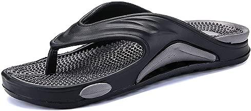 Big Size Fashion Massage Men Slipper Shoes Summer Water Male Sandals Flat Beach Shoes Non Slip Mens Flip Flop