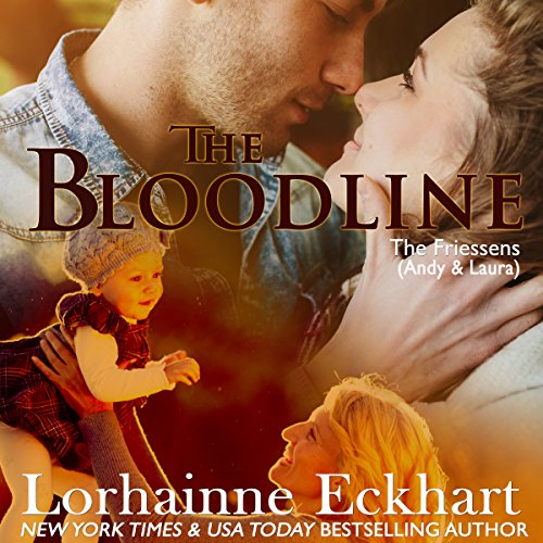 The Bloodline audiobook cover art