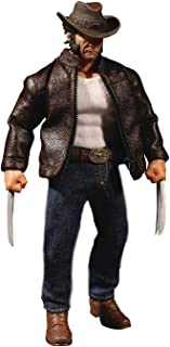 Mezco Toys One: 12 Collective: Marvel Logan Action Figure