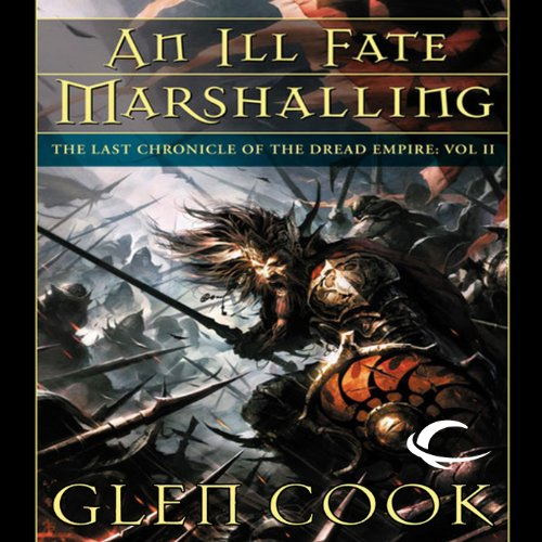 An Ill Fate Marshalling audiobook cover art