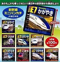 新幹線 ミニハンカチ JR東日本版 全8種