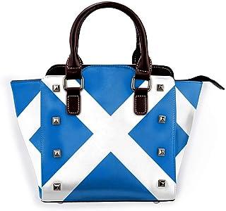 Tropical Flower Flamingo Bird Round Leather Shoulder Bag Fashion Lady Crossbody Wallet Adjustable Top Handbag For Women Girl