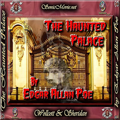 The Haunted Palace audiobook cover art