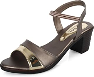 Denill Comfortable Fashion Sandal(Block Heel) Collection For Women And Girls