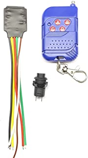 XDP RF Remote Controlled Programmable Decoy Timer for Duck, Dove and Mojo decoys. DC 6v and 12v