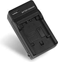 NP-FH50 Battery Charger for Sony NP-FP30, NP-FP40, NP-FP50, NP-FP60, NP-FP70, NP-FP90, NP-FH30, NP-FH40, NP-FH60, NP-FH70, NP-FH100, NP-FV30, NP-FV40, NP-FV50, NP-FV60, NP-FV70, NP-FV100, NP-FV120