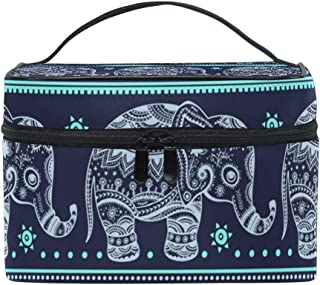 4cb57a98b4f0 Amazon.com: indian - Cosmetic Bags / Bags & Cases: Beauty & Personal ...