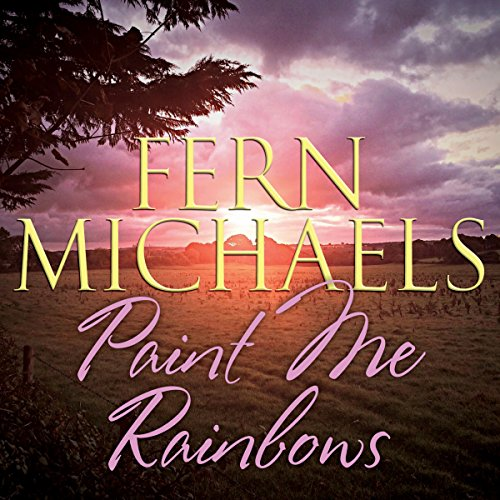 Paint Me Rainbows audiobook cover art