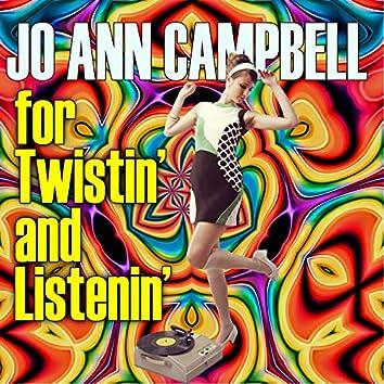 For Twistin' and Listenin' (Boy Crazy)