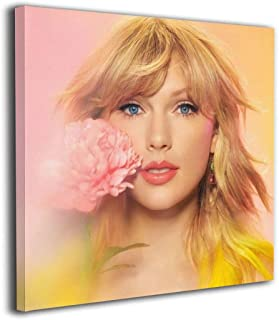 Tay-lor & Swift Canvas Art Design HD Prints Oil Painting,Custom Wall for Modern Home,Decoration Posters 12
