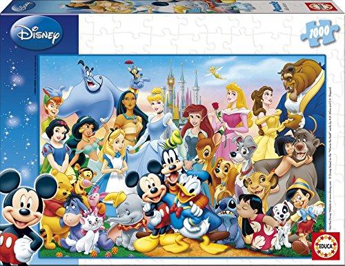 11978   1000 El Maravilloso Mundo De Disney
