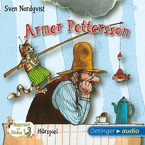 Armer Pettersson audiobook cover art