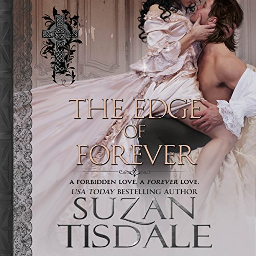 The Edge of Forever Audiobook By Suzan Tisdale cover art