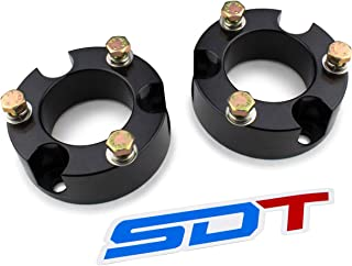 "Fits Toyota 4Runner and Tacoma 3"" Front Leveling Lift Kit 2WD / 4WD -Street Dirt Track- Front Billet Aluminum Strut Spacers"