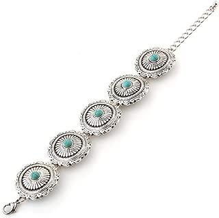 Geometric Tribal Bracelet Native American Jewelry 2019 Retro Bracelet Boho Bangle Hawaiian Bracelet Online Shopping India