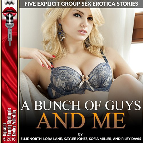 A Bunch of Guys and Me audiobook cover art