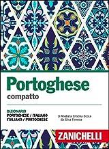 Scaricare Libri Portoghese compatto. Dizionario portoghese-italiano, italiano-portoghese PDF