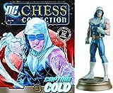 dc comics Chess Figurine Collection Nº 42 Captain Cold