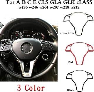 Colore : Kit 2pcs NO LOGO Copertura Pannello in Acciaio Inox Auto Control Center Console Disposizione Misura for Buick Encore Opel Forma for Vauxhall Fit for Mokka 2013 2014 2015