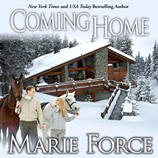 Coming Home     The Treading Water Series, Book 4               Written by:                                                                                                                                 Marie Force                               Narrated by:                                                                                                                                 Holly Fielding                      Length: 9 hrs and 23 mins     Not rated yet     Overall 0.0