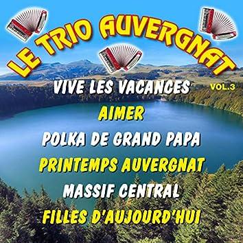 Le trio Auvergnat