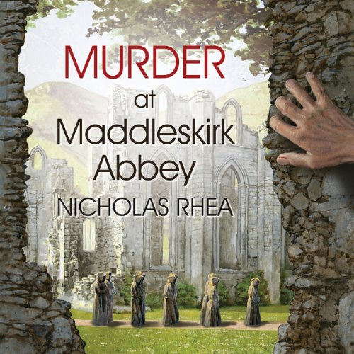 Murder at Maddleskirk Abbey audiobook cover art
