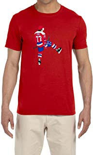 Tobin Clothing Navy Washington Oshie T-Shirt