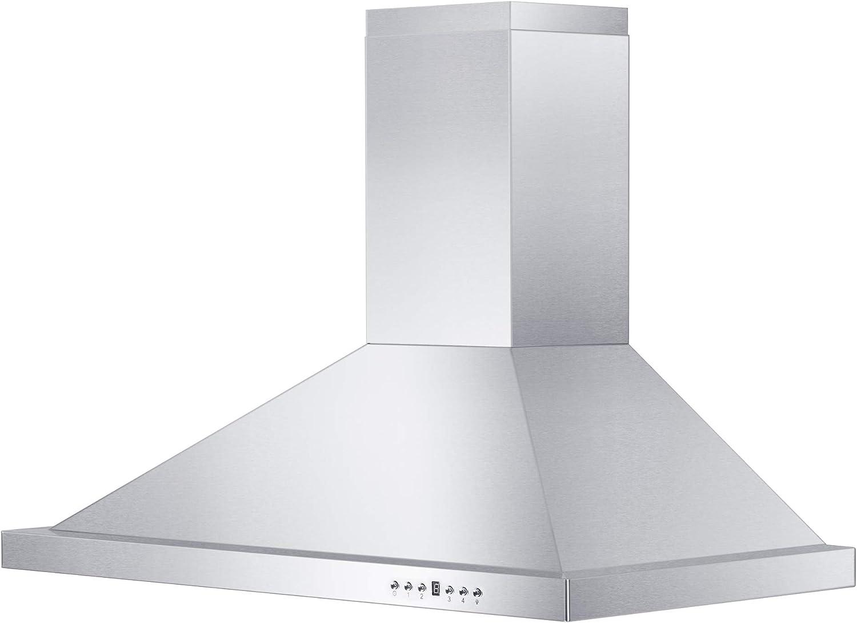 Amazon Com Zline Zlkb 30 Kb 30 Wall Mounted Range Hood 30 In Stainless Steel Appliances