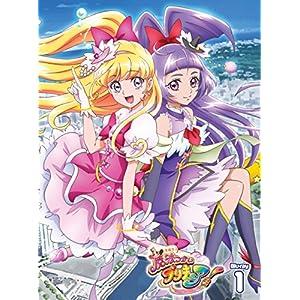 """魔法つかいプリキュア! Blu-ray vol.1"""""""