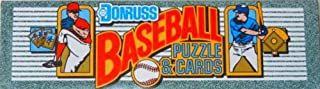 Best 1990 donruss baseball puzzle and cards complete set Reviews