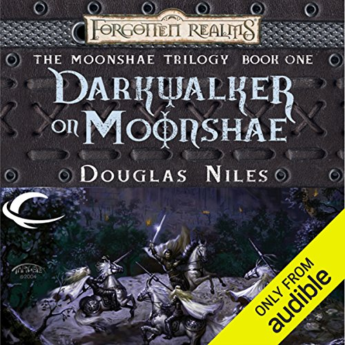 Couverture de Darkwalker on Moonshae