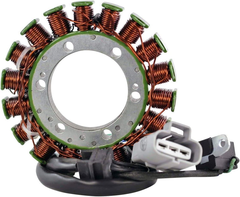 RMSTATOR Cheap Replacement for Magneto security Stator Suzuki 400 K LTA LTF F