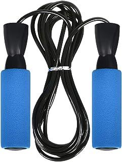 なわとび 縄跳び トレーニング用 ジャンプロープ ダイエット 競技用 筋トレ 脂肪燃え 大人用 子供用 ねじれ防止