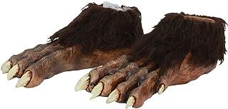 Deluxe Wolf Feet