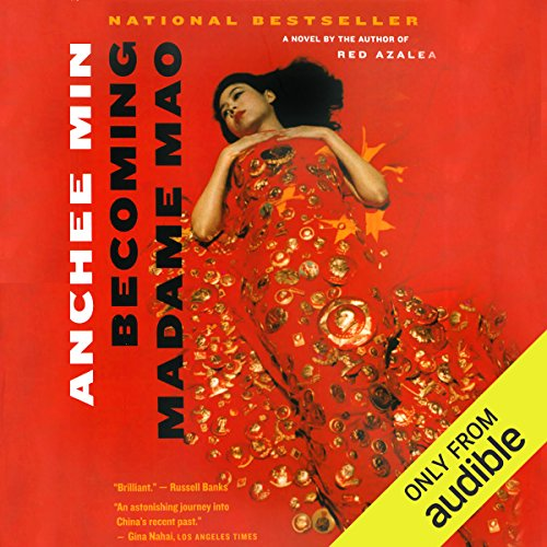 Becoming Madame Mao cover art