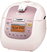 Cuckoo CRP-G1015F 10 cup Multifunctional Electric Pressure Rice Cooker – 15 built-in..