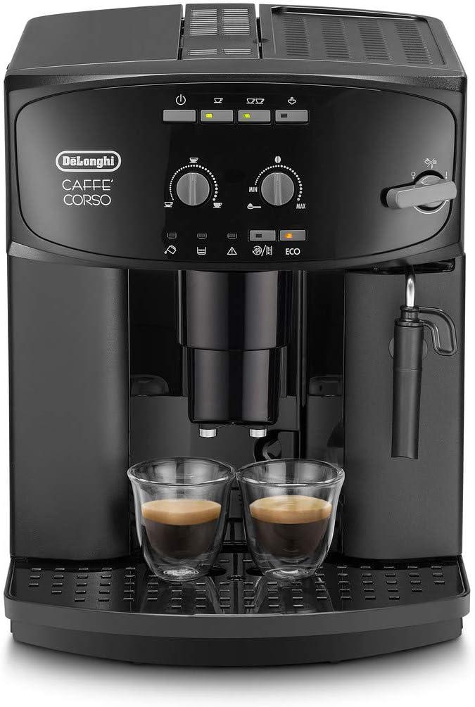 Delonghi super-automatic espresso coffee machine
