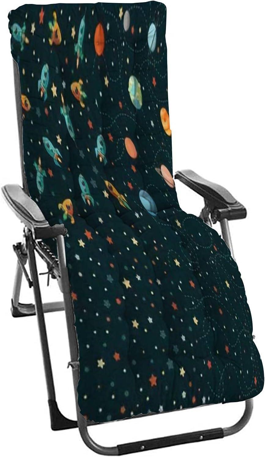 Sun Loungers Cushions San Francisco Mall Zero Gravity Four Atlanta Mall Seamless Chairs Cushion
