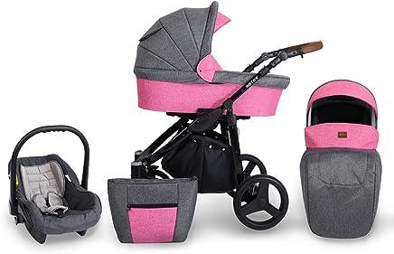 Amazon.es: Urbano - Carritos con capazo / Carritos y sillas de paseo ...
